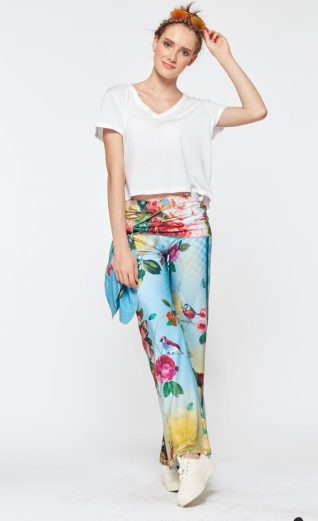 IPNG Summer Floral Pants