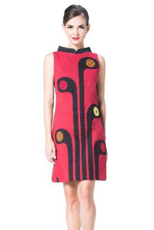 Pygmees Red Dress Unagi, Canada