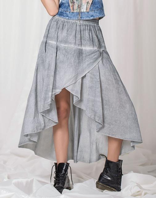 Angels Never Die Maxi Skirt
