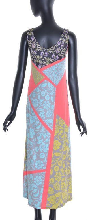 VOLT Design Patchwork Maxi Dress, Buy online