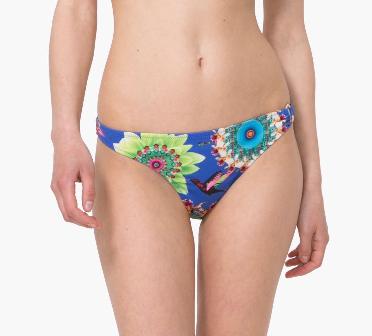 74M2WA1_5099 Desigual Swimwear Bikini Bottom Gala Buy Online