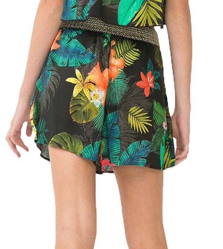 74M2WC4 desigual-avila-floral-shorts Buy Online