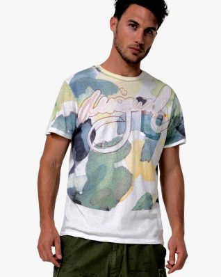 Desigual Men t-shirt Summer