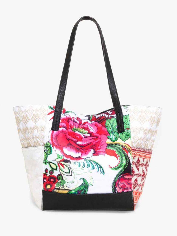 74X9EQ0_3098 Desigual Shopper Bag Orlando Madeira Canada