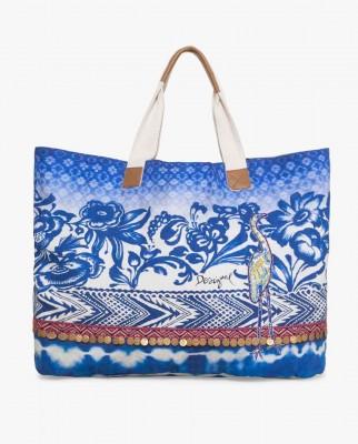 74X9WW1_5000 Desigual Shopper Bag Altea Turner Buy Online