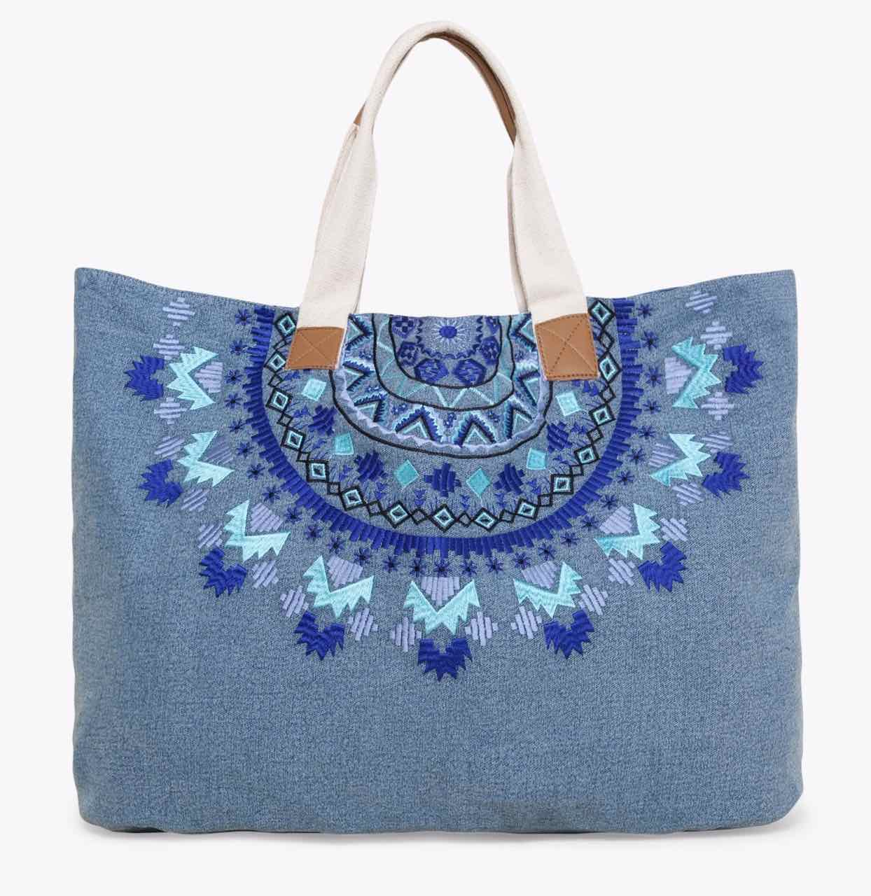 74X9WW1_5000 Desigual Shopper Bag Altea Turner