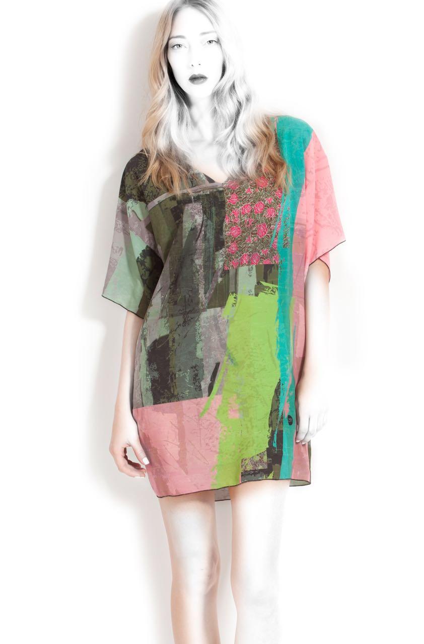 VOLT Design Tunic Dress, Spring 2017