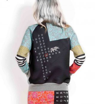 VOLT Design Patchwork Jackets