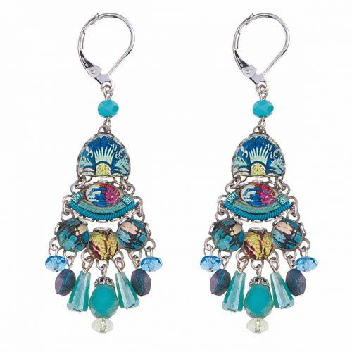 Ayala Bar Earrings Caspian