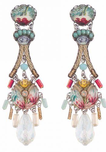 Ayala Bar Earrings Magnolia