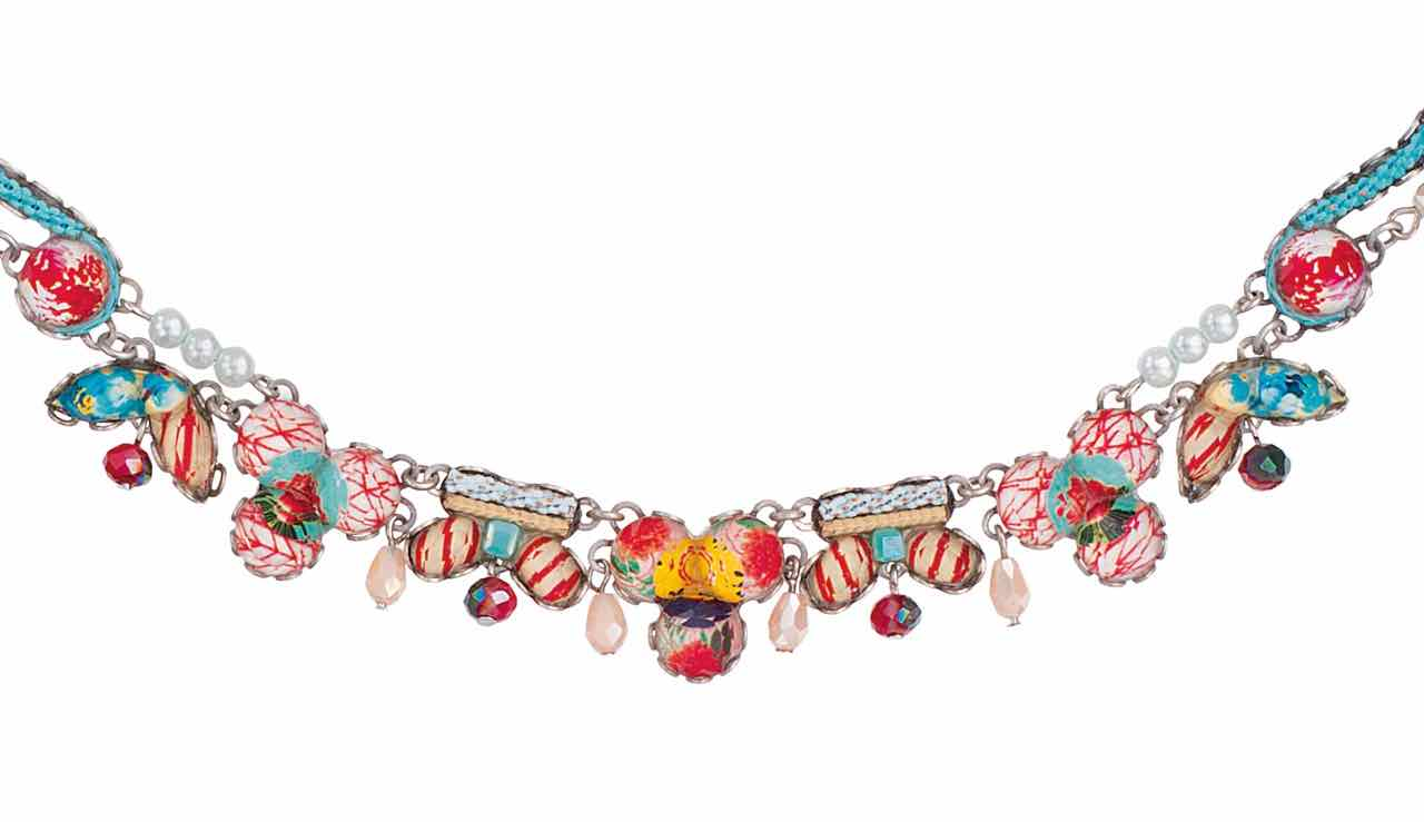 Ayala Bar Peony necklace