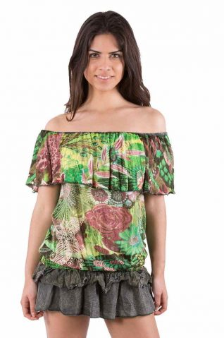32117 Savage Culture Blouse Palmira Buy Online
