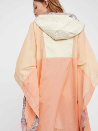 Free People Rain Jacket