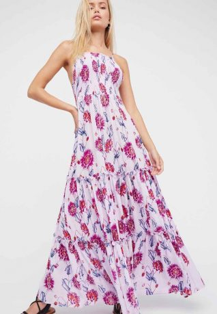 Free People Long Summer Dress