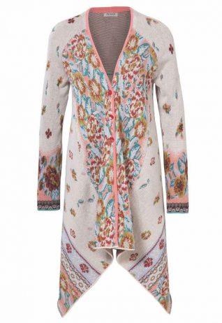 IVKO 2017 Long Cotton Cardigan Jacket