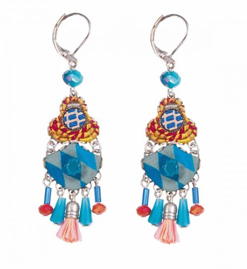 Ayala Bar Earrings Sorrento, Hook