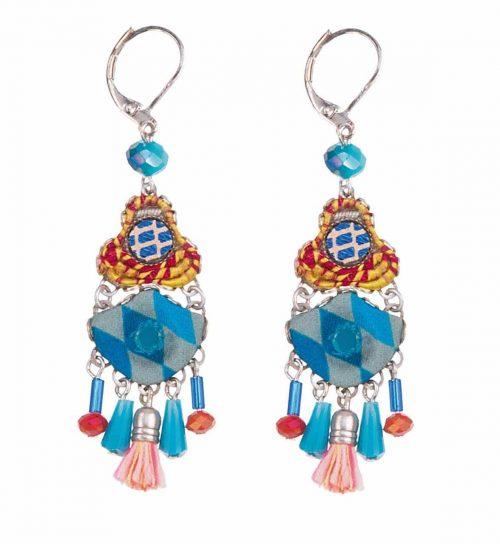 Ayala Bar Earrings Sorrento, Hook