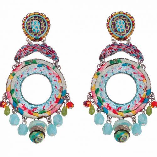 Ayala Bar Earrings Florence, Large