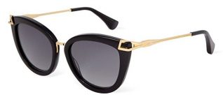 Sonix Melrose Glasses Black Gold