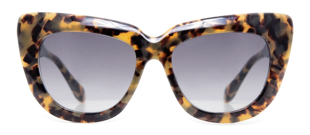 Sonix Glasses Coco Caramel Tortoise