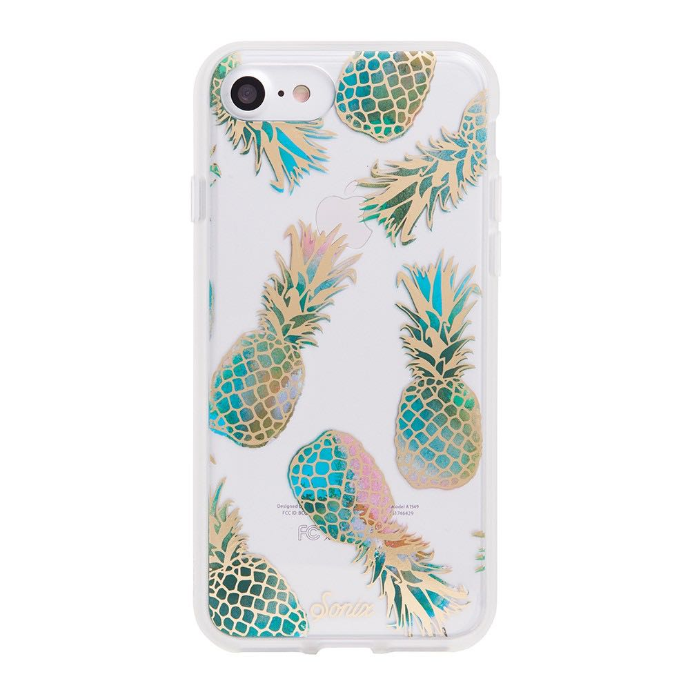 Sonix iPhone case Liana on white