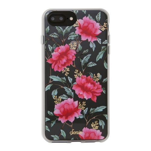 Sonix Manadarin Bloom iPhon case, black