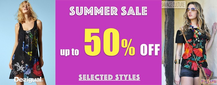 Fun Fashion Summer Sale