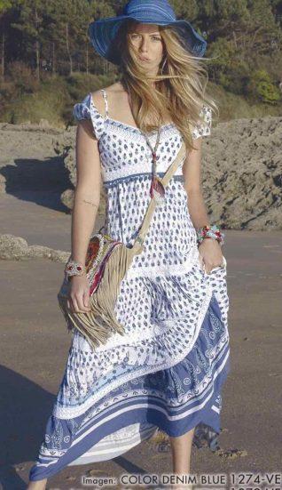 Savage Culture HARMONYa 1274 Maxi Dress Buy Online