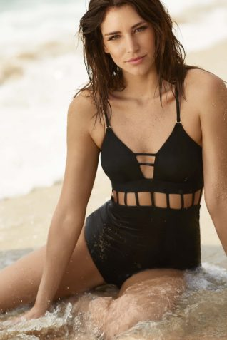 OndadeMar Black Bathing Suit