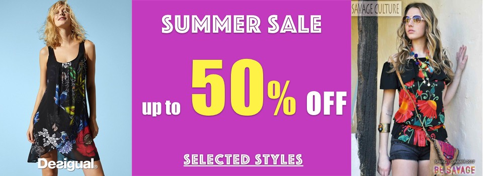 Fun Fashion Summer sale upto 50 off