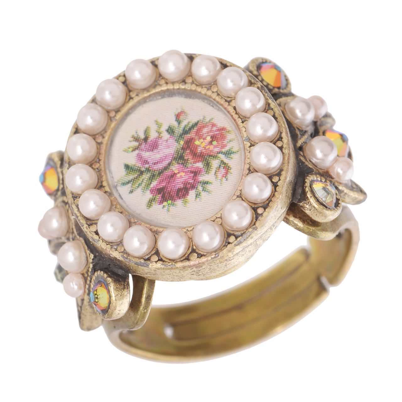 Michal Negrin Victorian Ring