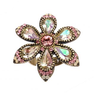Michal Negrin Large Flower Ring