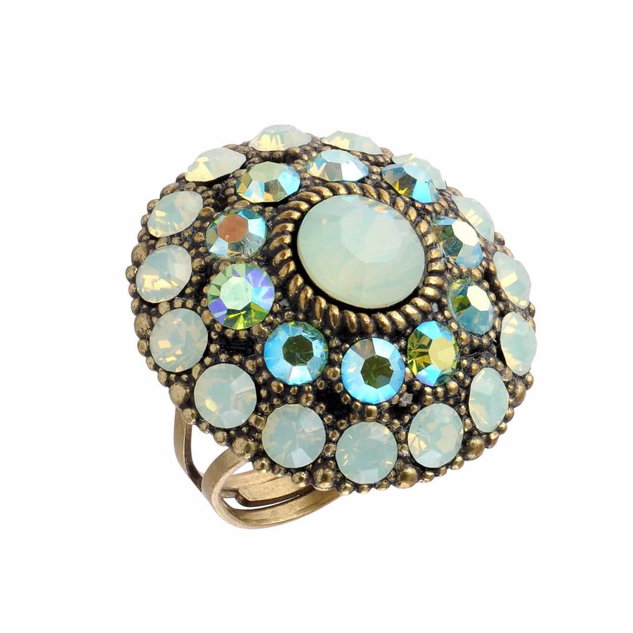 Michal Negrin Round Big Ring