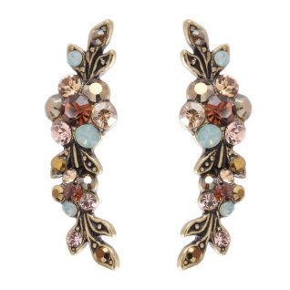 Micha negrin Swirl Earrings, buy online