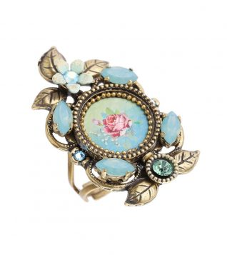 Michal Negrin Vintage Victorian Ring