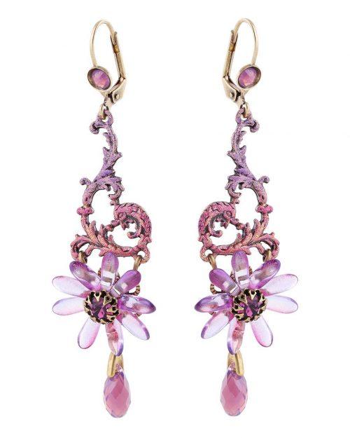 Michal Negrin Flower Earring