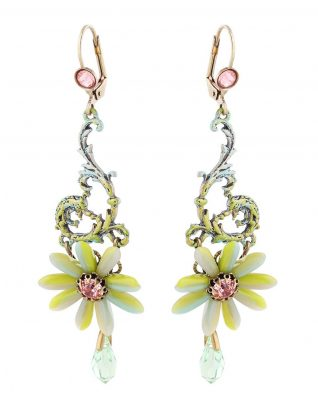 Michal Negrin Earrings Floral
