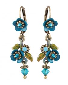 Michal Negrin Floral Earrings