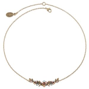 Michal Negrin Floral Necklace