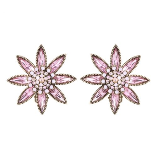 Michal Negrin Clip On Large Earrings