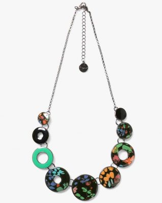17WAGOF4_2000 Desigual Necklace Misha Buy Online