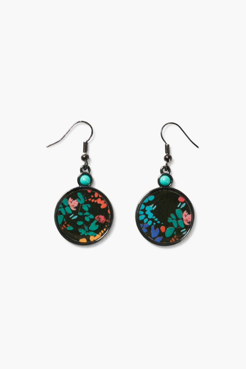 17WAGOF6_2000 Desigual Earrings Misha Buy Online