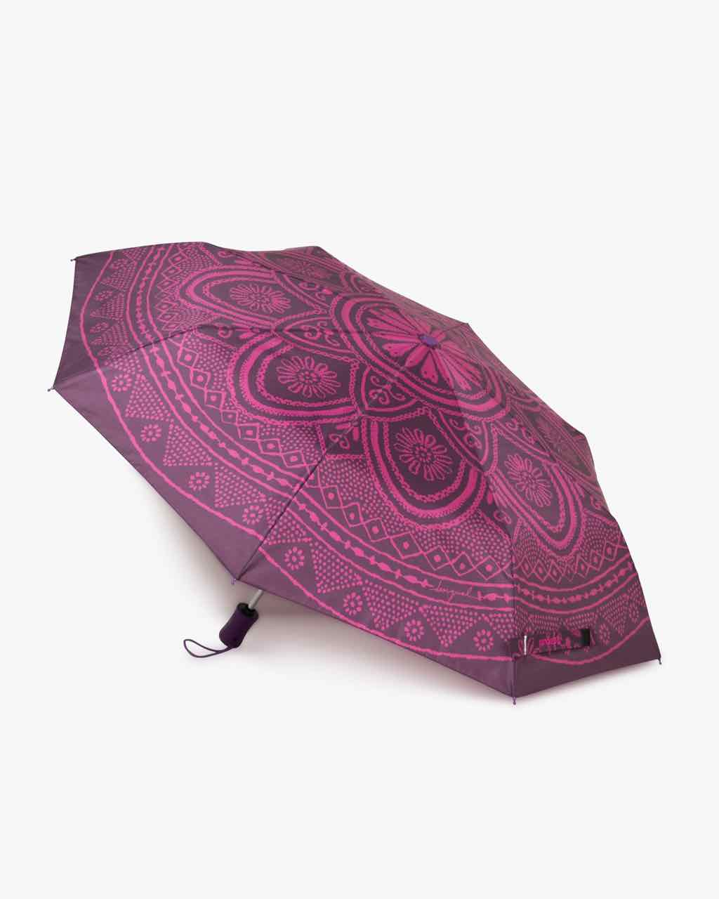 17WAOF53_3002 Desigual Umbrella Mandala Buy Online