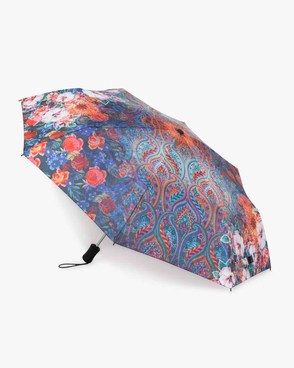 17WAOF56_3070 Desigual Umbrella Freya Canada