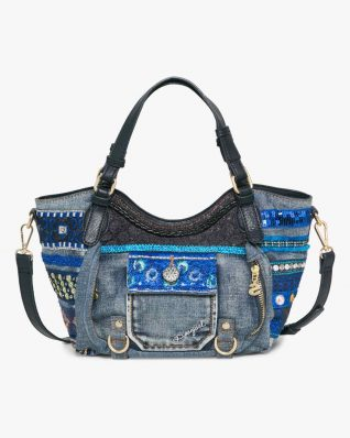 17WAXDBA_5006 Desigual Bag Rotterdam Mini Exotic Buy Online