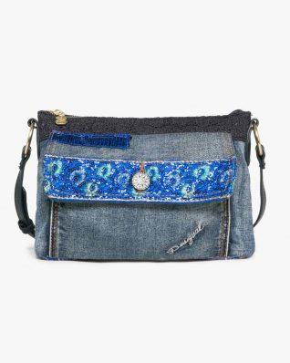 17WAXDKT_5006 Desigual Bag Orleans Extra Exotic Buy Online