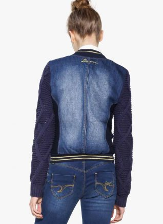 Desigual Denim Jacket Laudio
