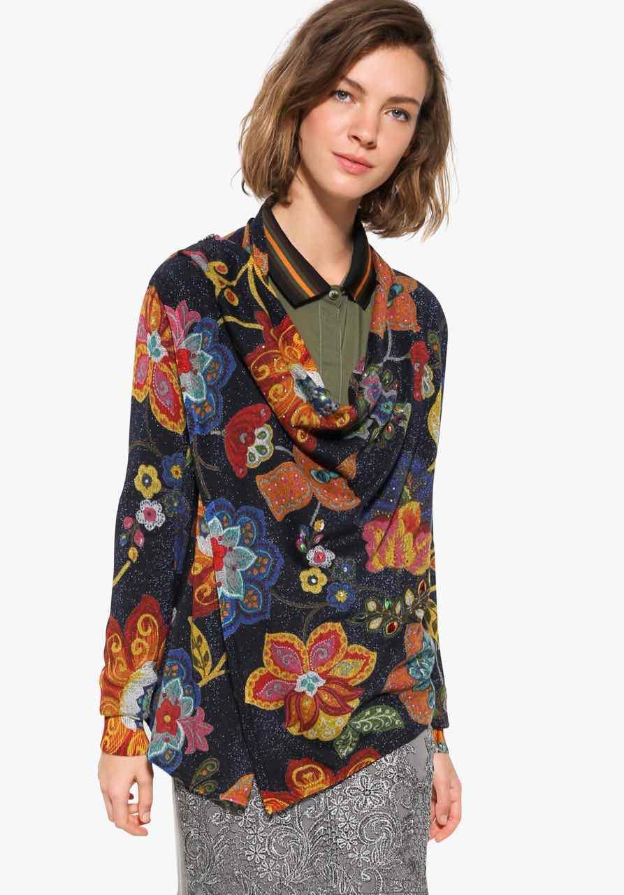 17WWJF37_5001 Desigual Sweater Celia Buy Online