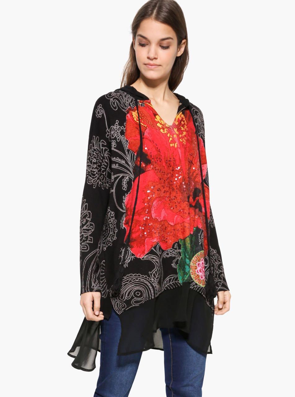 17WWJF46_2000 Desigual Sweater Morit Buy Online