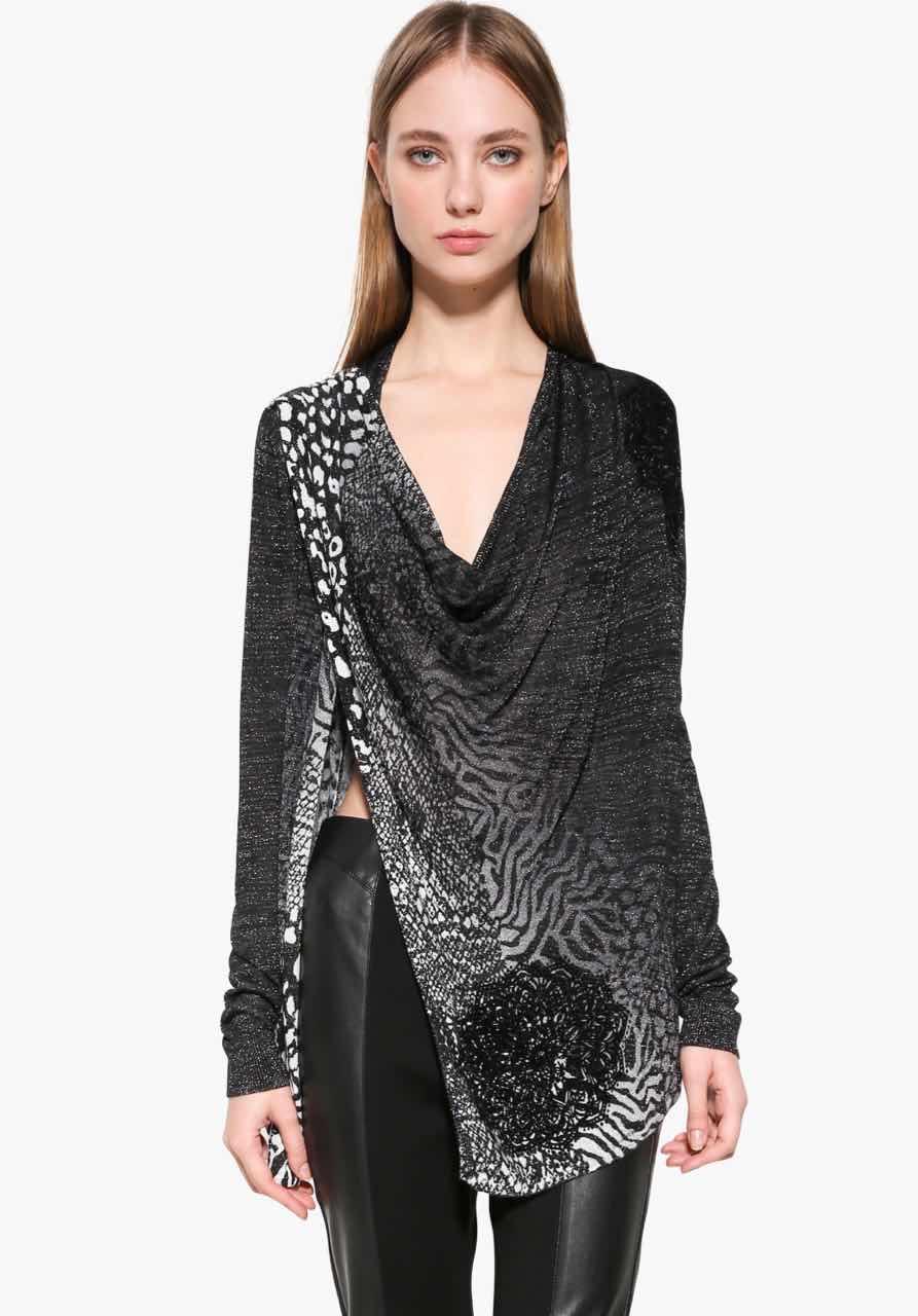 17WWJF62_2000 Desigual Sweater Adeline Buy Online